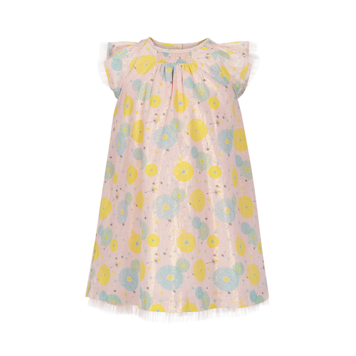 blossom edith short sleeve dress