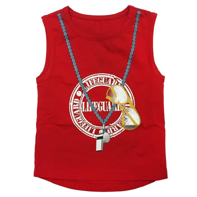 Boys Lifeguard Tank Top
