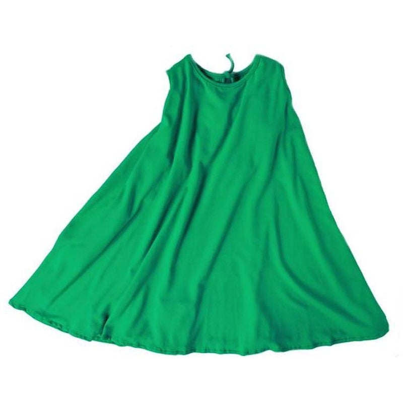Kelly Green Swing Dress