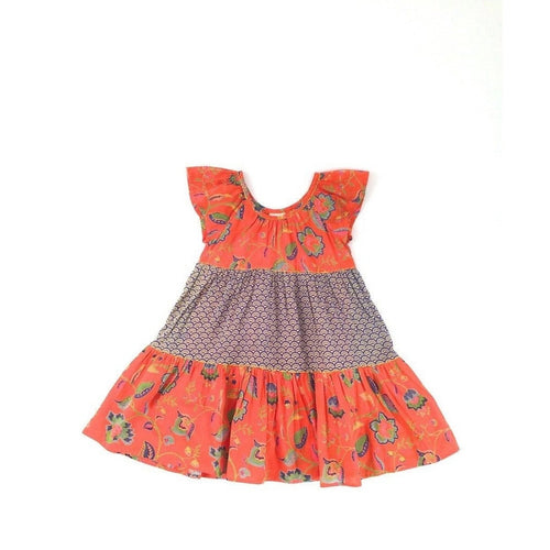 Daisy Dress Giverny