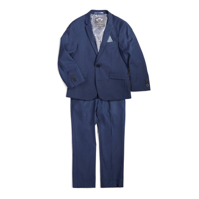 Insignia Navy 2pc Mod Suit