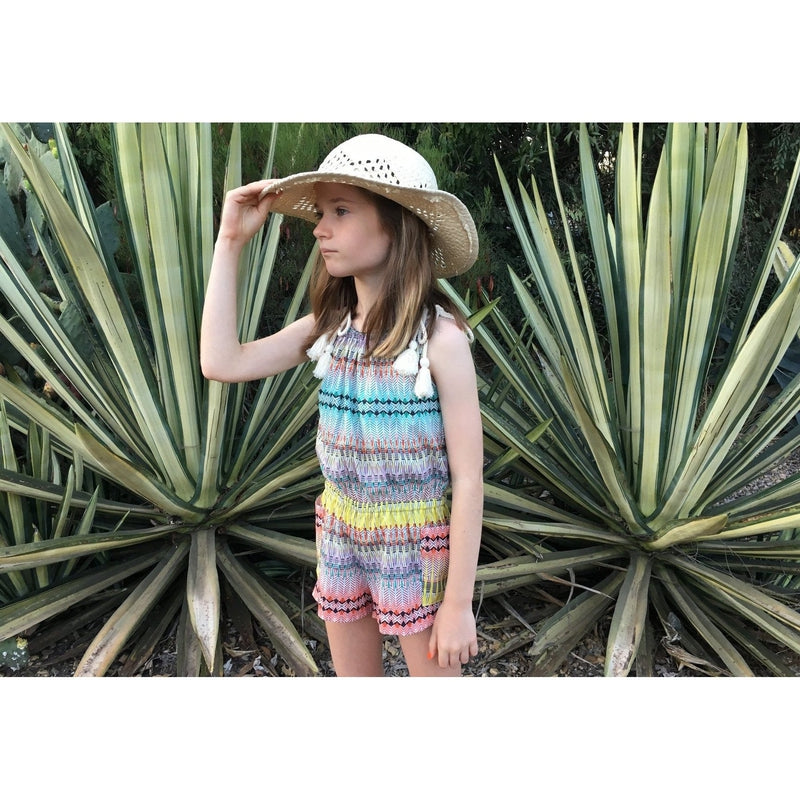 Paradise Tribe Canyon Romper