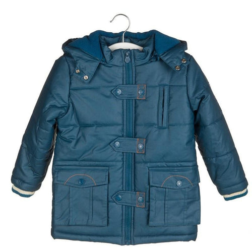 Technical Navy Parka