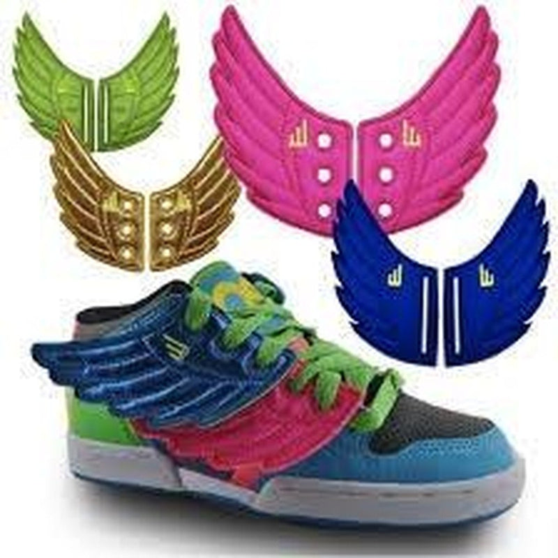 shoe wings
