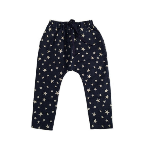 Star Denim Harem Pant