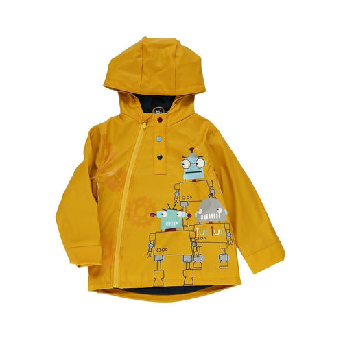 Technical Robot Raincoat