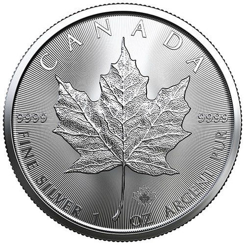 2020 1 oz Canadian Silver Maple Leaf (BU)