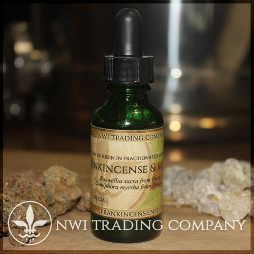 Frankincense and Myrrh Collection