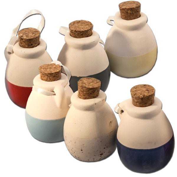 Clay Diffuser Pots - Aromatherapy Diffuser