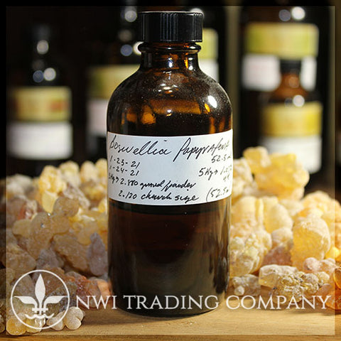 Frankincense Essential Oil - Boswellia Papyrafera, Artisan Distilled