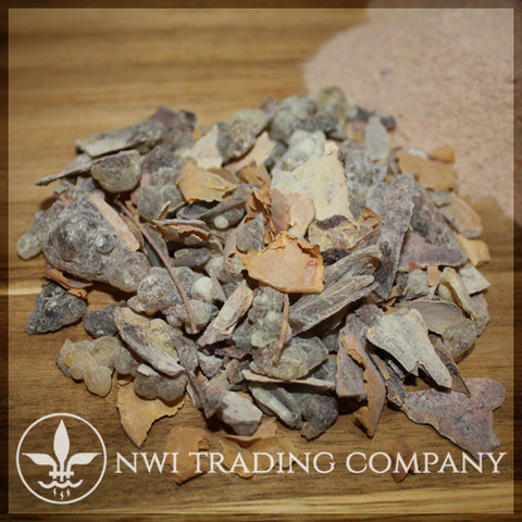 Frankincense Bark - Boswellia Sacra Tree Bark