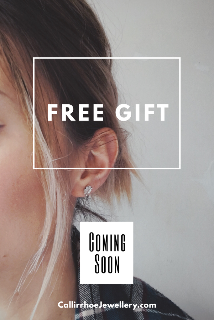 A free gift from Callirrhoe Jewellery