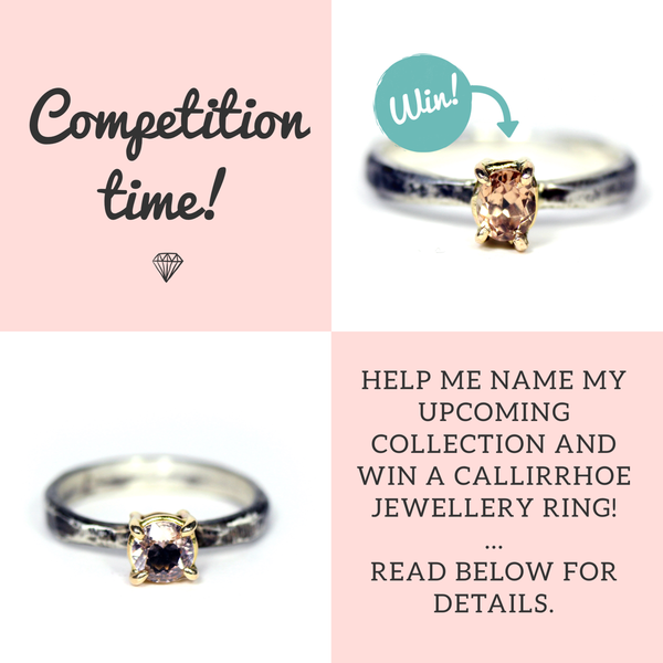 Competition time! Win a ring!