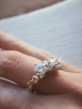 Rustic Engagement ring