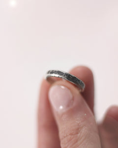 3mm Textured Stacking Band