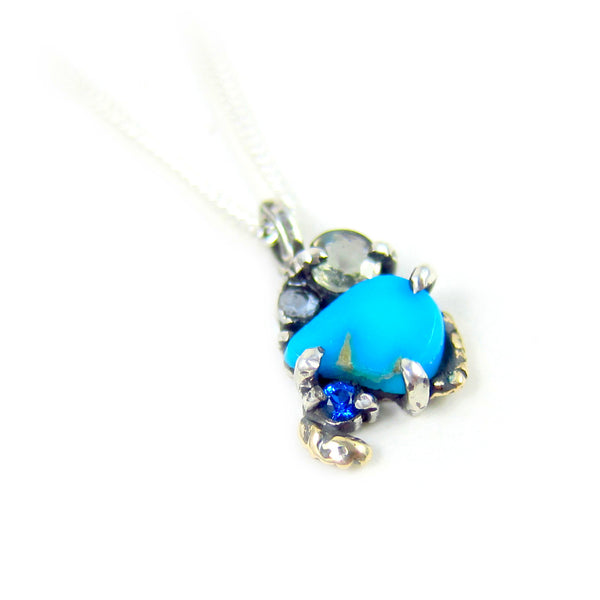 cluster setting necklace