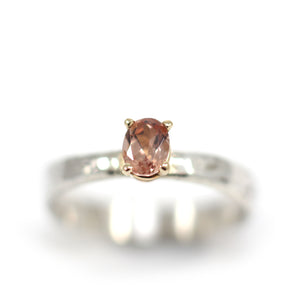Just Peachy Ring