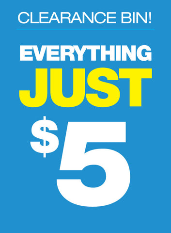 Final Sale - Everything $5