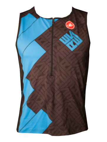 New Castelli Mens Core Tri Top