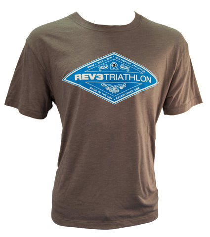REV3 Diamond Short Sleeve T-Shirt