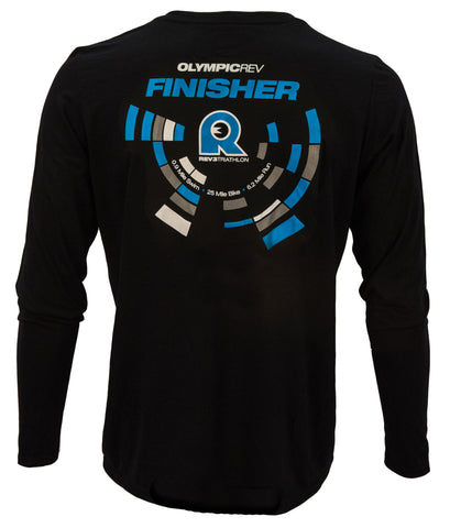 Rev 3 Olympic Long sleeve Finisher Technical T