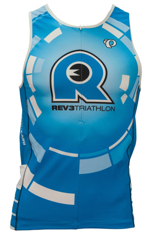 Rev 3 Logo Tri Top