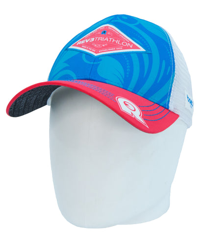 Rev3 Pink Trucker Hat