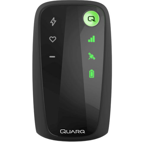 Quarq Qollector Real-Time Tracking Device Rental