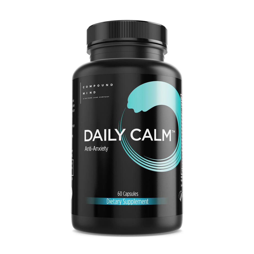 Daily Calm Anti-Anxiety 60 Ct. - 60 - 60