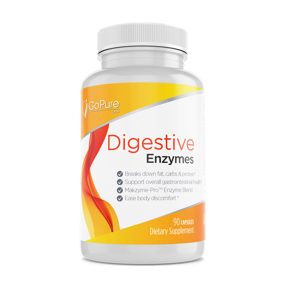 Digestive Enzyme 60 ct.