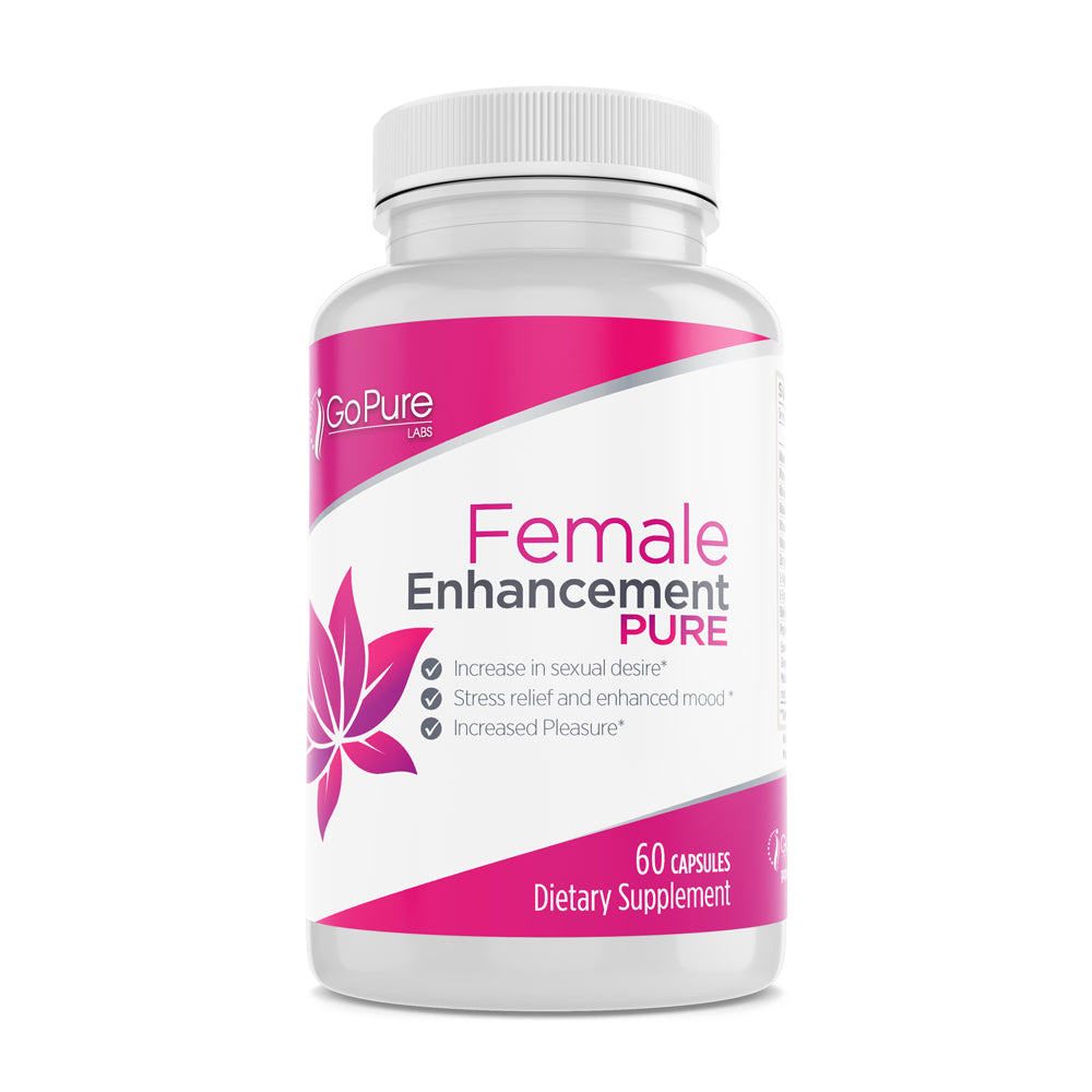 Sexual enhancement vitamins for women