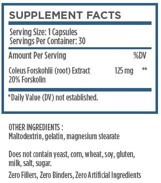 Super Forskolin Pure - 30 ct.