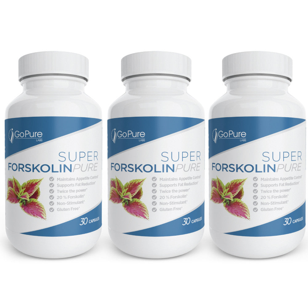 Go Pure Labs Super Forskolin
