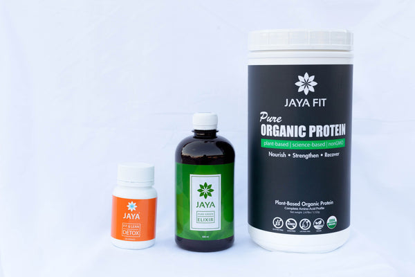 New Pure Organic Protein!
