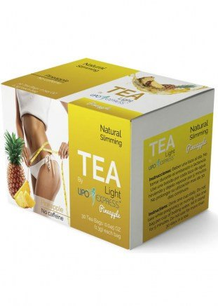 Pineapple Detox Tea