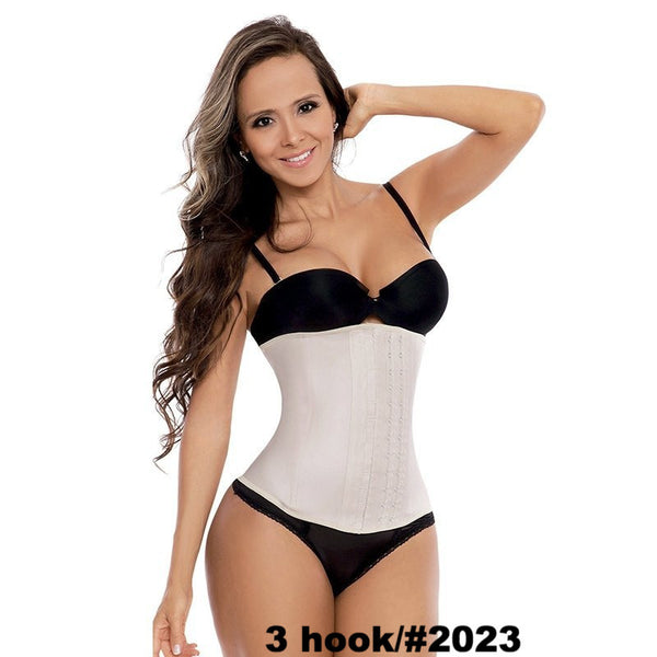 af8f65e2378 Nude Waist Trainers AGGRESSIVE. All Day Wear - Beige Latex AGGRESSIVE  Cincher W  Three Hooks