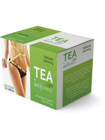 Natural Slimming Detox Tea