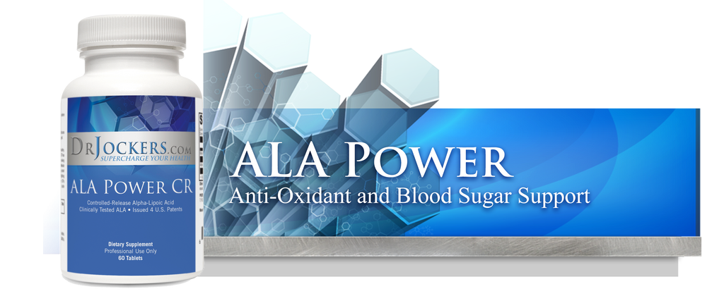 Lipoic Acid, Alpha Lipoic Acid:  Key Benefits on Inflammation and Blood Sugar
