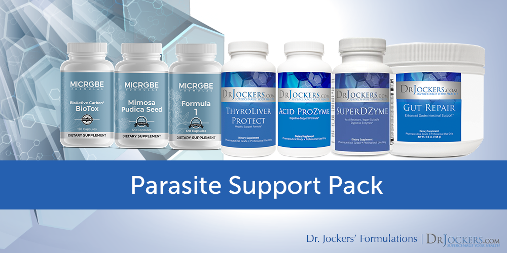 Parasites, What Type of Parasites Do You Have?