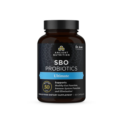 SBO Probiotics - Ultimate