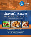 SuperCharged Healthy Recipes (eBook)