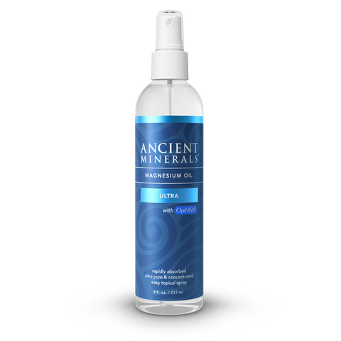 Magnesium Oil Ultra with MSM Topical Spray