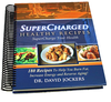SuperCharged Healthy Recipes Cookbook with Free eBook