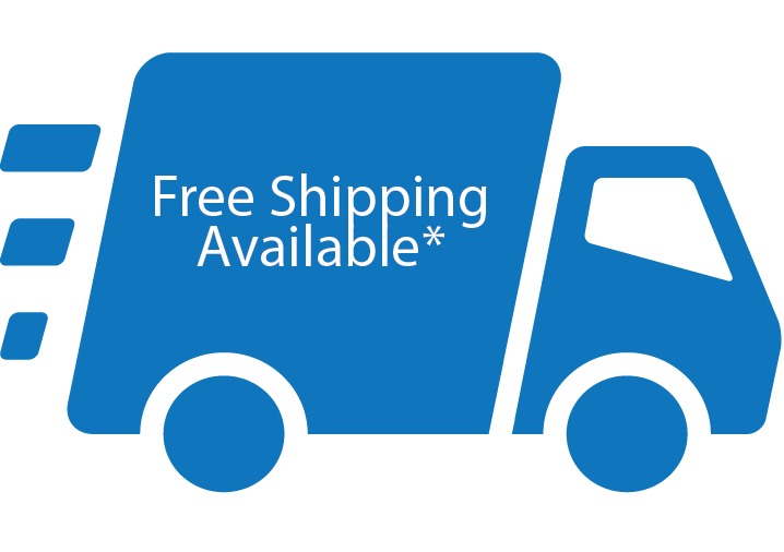 Free Shipping On Orders $49 & Up