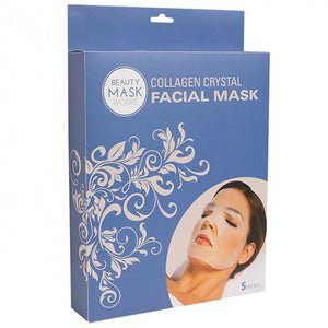 Collagen Crystal Facial Mask 5-pk.