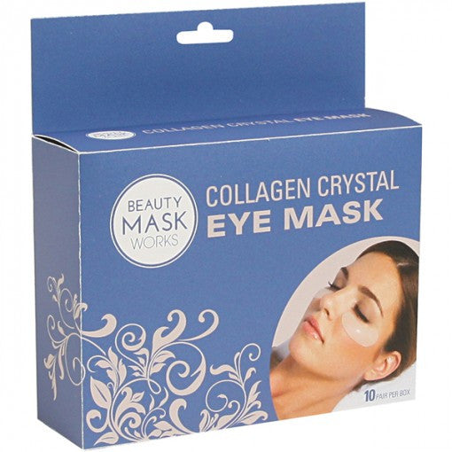 Collagen Crystal Eye Mask 10-pr.