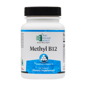 Ortho Molecular- Methyl B12