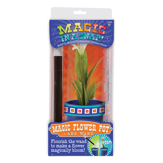 Magic in a Snap! Magic Flower Kit