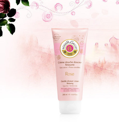 Rose Fragranced Shower Creme