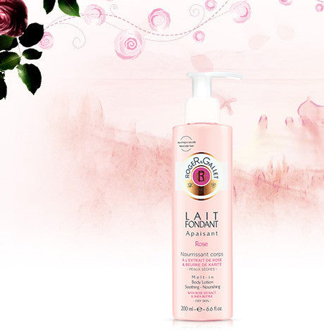 Rose Fragranced Body Lotion